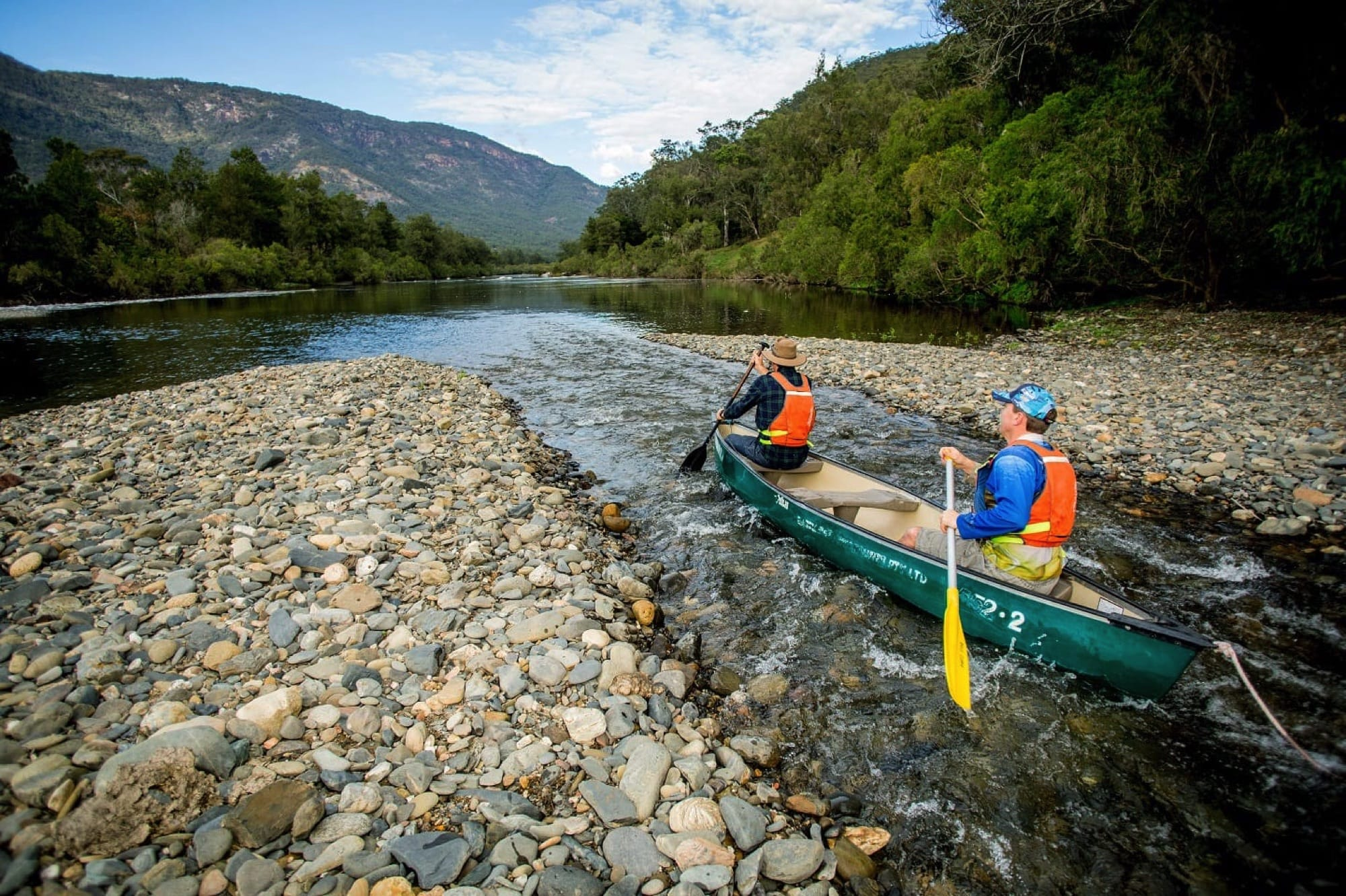 Kayaking on the Macleay River_Bellbrook, Macleay Valley Coast