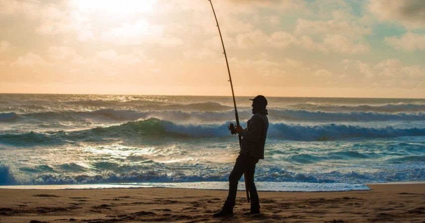 Fishing in the Macleay Valley Coast