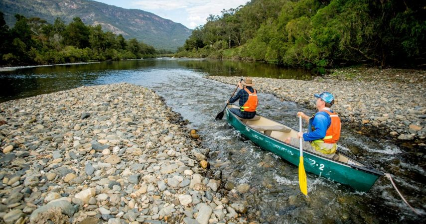 Kayaking on the Macleay River_Bellbrook_Macleay Valley Coast