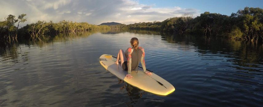 South West Rocks_Stand Up Paddle Board_Macleay Valley Coast