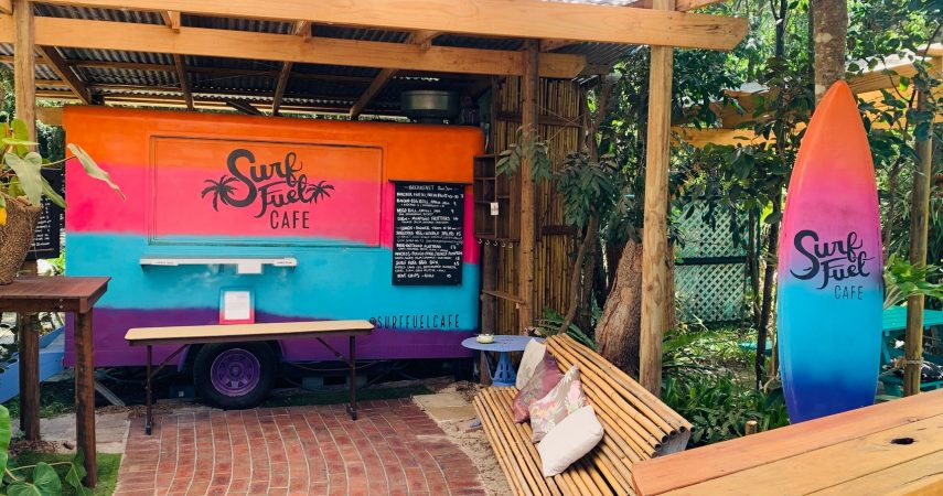 Surf Fuel Cafe, Crescent Head, Macleay Valley Coast