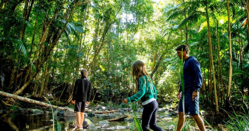 Yarrahapinni_Yarriabini National Park_Walking
