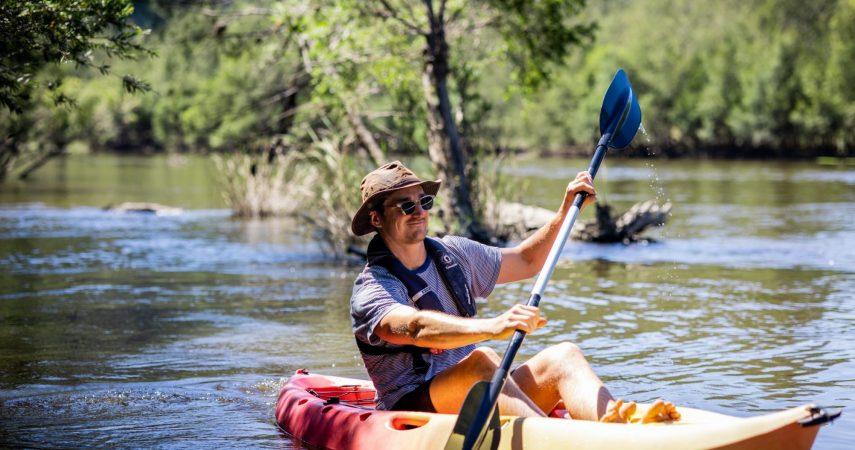 Kayaking Macleay Valley Coast Hinterland